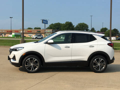 2022 Buick Encore GX for sale at LANDMARK OF TAYLORVILLE in Taylorville IL