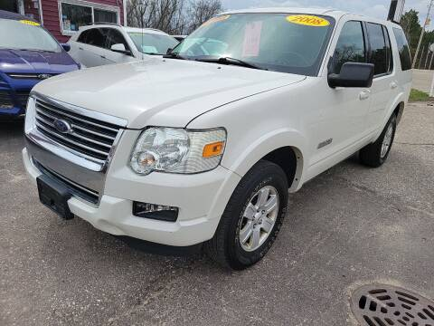 2008 Ford Explorer for sale at Hwy 13 Motors in Wisconsin Dells WI
