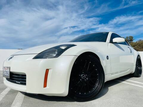 2003 Nissan 350Z for sale at Empire Auto Sales in San Jose CA