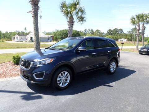 2017 Kia Sorento for sale at First Choice Auto Inc in Little River SC