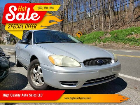 2004 Ford Taurus for sale at High Quality Auto Sales LLC in Bloomingdale NJ