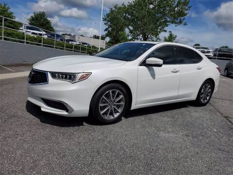 2020 Acura TLX for sale at Southern Auto Solutions - Acura Carland in Marietta GA