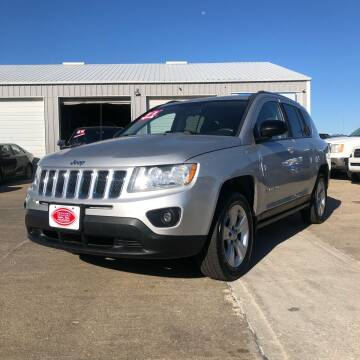 2011 Jeep Compass for sale at UNITED AUTO INC in South Sioux City NE