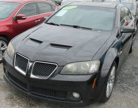 2009 Pontiac G8 for sale at Express Auto Sales in Lexington KY