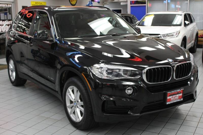2015 BMW X5 for sale at Windy City Motors in Chicago IL