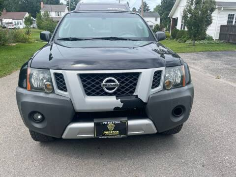 2010 Nissan Xterra for sale at Via Roma Auto Sales in Columbus OH