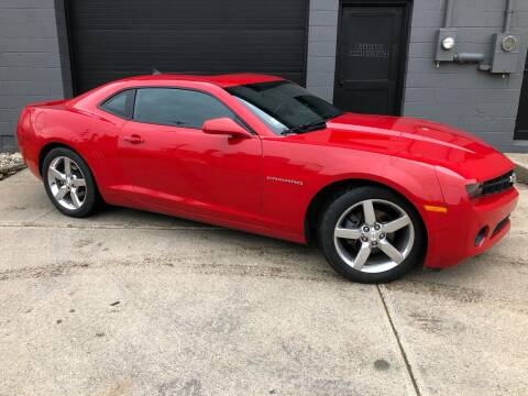 2012 Chevrolet Camaro for sale at Adrenaline Motorsports Inc. in Saginaw MI