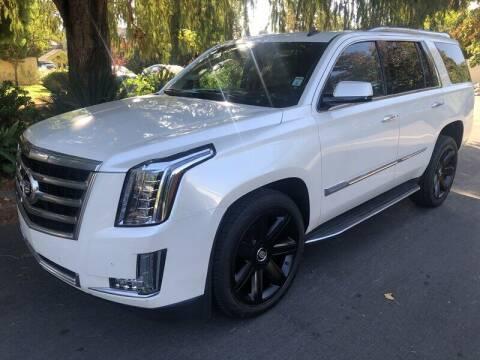 2015 Cadillac Escalade for sale at Boktor Motors in North Hollywood CA