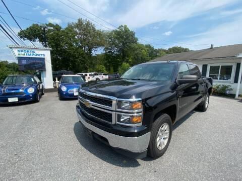 2014 Chevrolet Silverado 1500 for sale at Sports & Imports in Pasadena MD