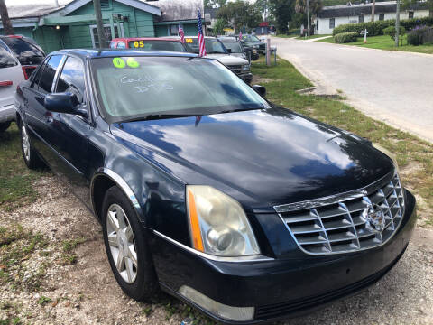 2006 Cadillac DTS for sale at Castagna Auto Sales LLC in Saint Augustine FL