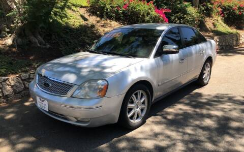 2005 Ford Five Hundred for sale at Inland Motors LLC in Riverside CA