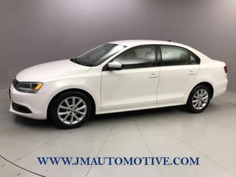 2011 Volkswagen Jetta for sale at J & M Automotive in Naugatuck CT
