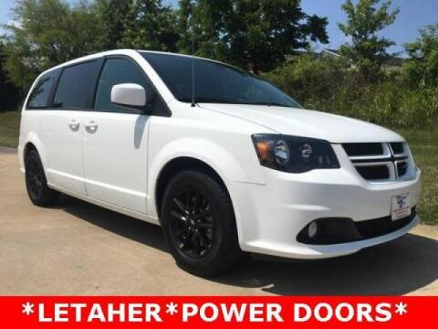 2019 Dodge Grand Caravan for sale at MODERN AUTO CO in Washington MO