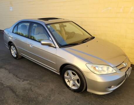 2004 Honda Civic for sale at Cars To Go in Sacramento CA