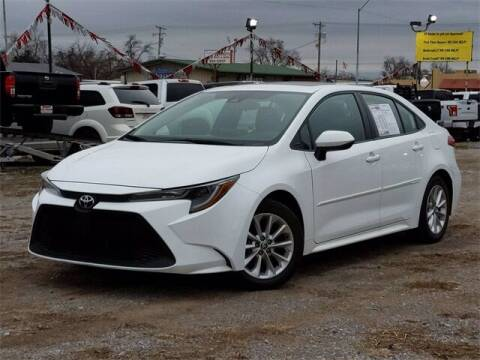 2020 Toyota Corolla for sale at Bryans Car Corner in Chickasha OK