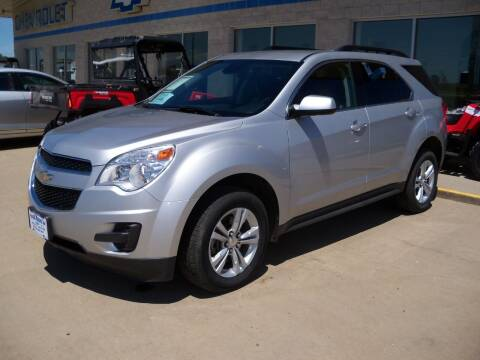 2013 Chevrolet Equinox for sale at Tyndall Motors in Tyndall SD
