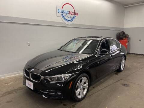 2018 BMW 3 Series for sale at WCG Enterprises in Holliston MA