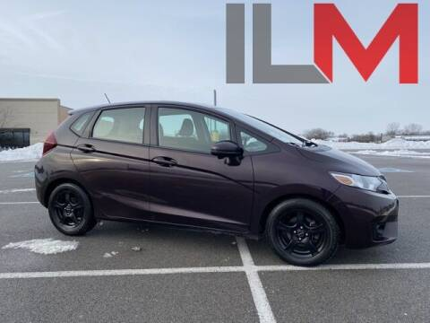 2015 Honda Fit for sale at INDY LUXURY MOTORSPORTS in Fishers IN