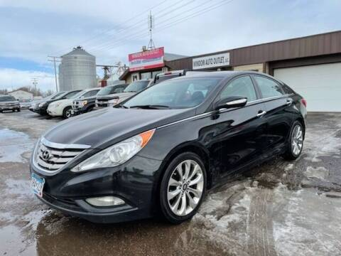 2011 Hyundai Sonata for sale at WINDOM AUTO OUTLET LLC in Windom MN