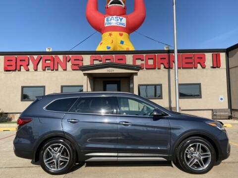2019 Hyundai Santa Fe XL for sale at Bryans Car Corner in Chickasha OK