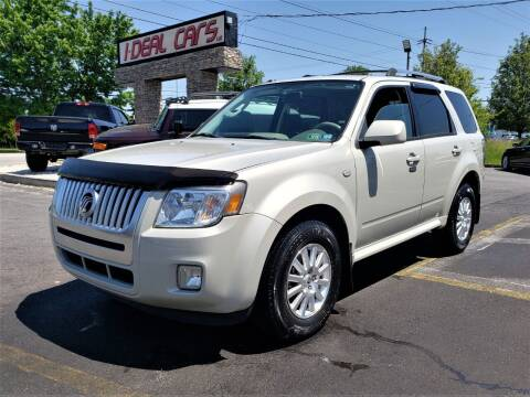 2009 Mercury Mariner for sale at I-DEAL CARS in Camp Hill PA