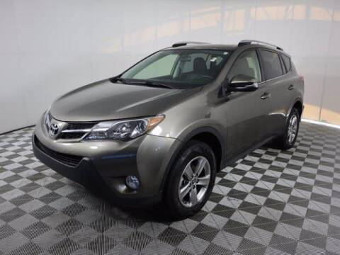 2015 Toyota RAV4 for sale at CU Carfinders in Norcross GA