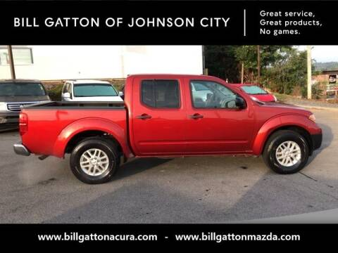 2016 Nissan Frontier for sale at Bill Gatton Used Cars in Johnson City TN