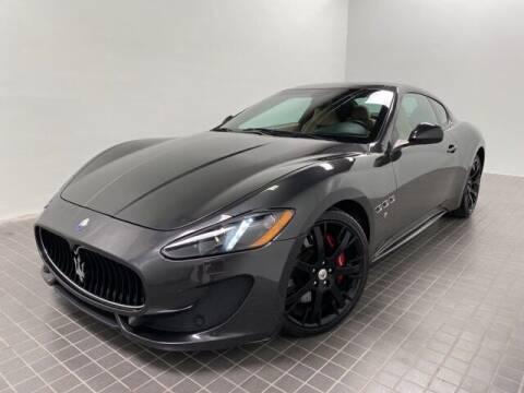 2013 Maserati GranTurismo for sale at CERTIFIED AUTOPLEX INC in Dallas TX