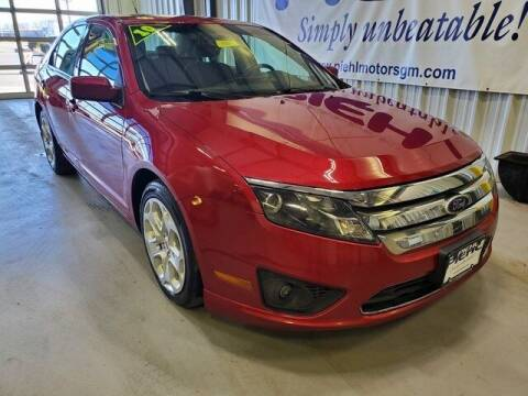 2010 Ford Fusion for sale at Piehl Motors - PIEHL Chevrolet Buick Cadillac in Princeton IL