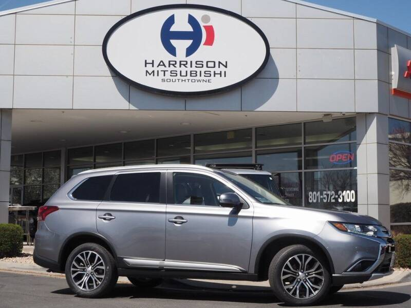 2018 Mitsubishi Outlander for sale at Harrison Imports in Sandy UT