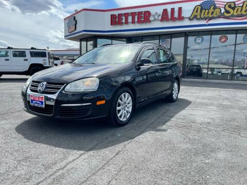 2009 Volkswagen Jetta for sale at Better All Auto Sales in Yakima WA