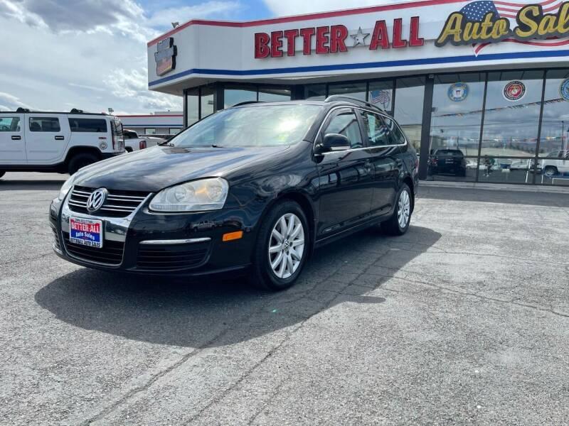 2009 Volkswagen Jetta for sale at Better All Auto Sales in Yakima WA
