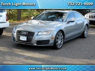 2014 Audi A7 for sale at Torch Light Motors in Parlin NJ