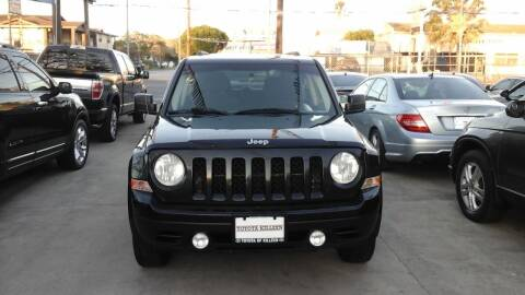 2011 Jeep Patriot for sale at Express AutoPlex in Brownsville TX