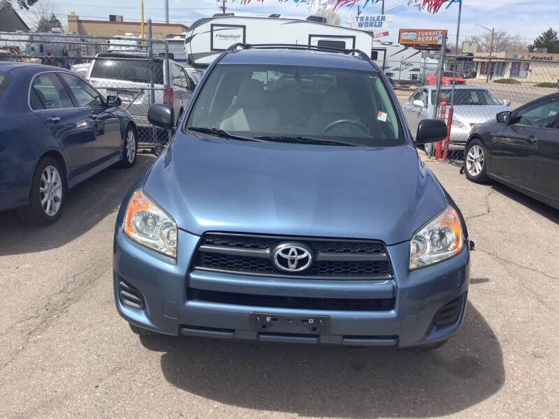 2009 Toyota RAV4 for sale at GPS Motors in Denver CO