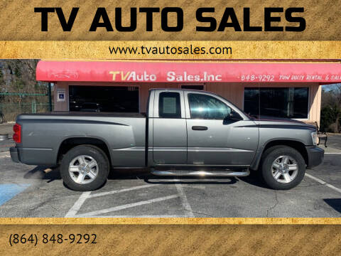 2010 Dodge Dakota for sale at TV Auto Sales in Greer SC