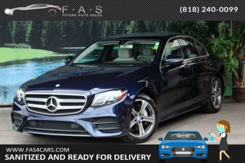 2017 Mercedes-Benz E-Class for sale at Best Car Buy in Glendale CA