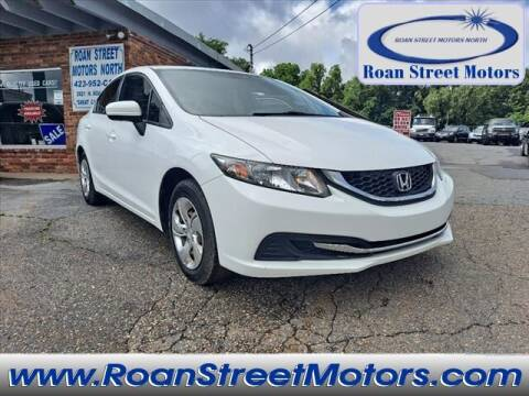 2014 Honda Civic for sale at PARKWAY AUTO SALES OF BRISTOL - Roan Street Motors in Johnson City TN