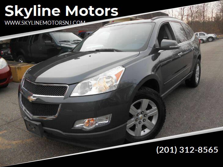2010 Chevrolet Traverse for sale at Skyline Motors in Ringwood NJ