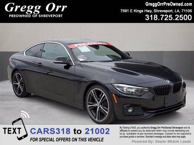 2018 BMW 4 Series for sale in Hot Springs, AR