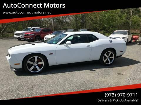 2012 Dodge Challenger for sale at AutoConnect Motors in Kenvil NJ
