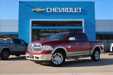 2014 RAM Ram Pickup 1500 for sale at Lipscomb Auto Center in Bowie TX