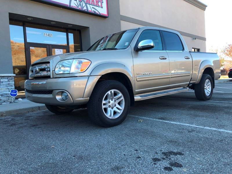 2005 Toyota Tundra for sale at ALL AMERICAN AUTO MART in Edwardsville KS