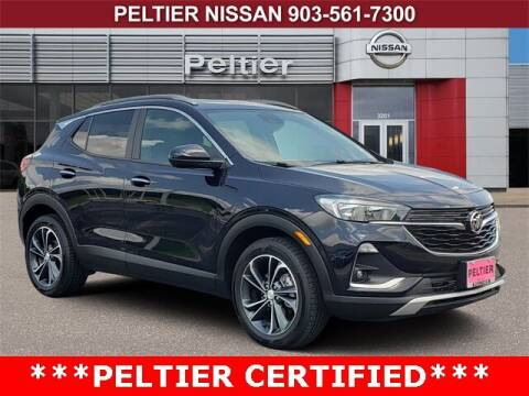 2020 Buick Encore GX for sale at TEX TYLER Autos Cars Trucks SUV Sales in Tyler TX