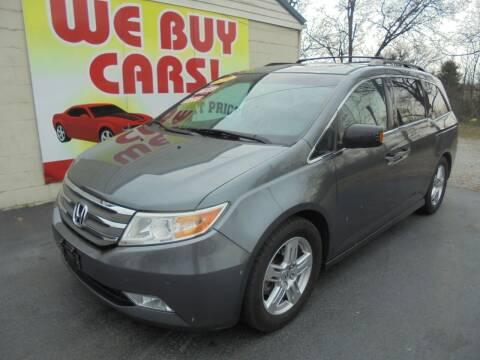 2011 Honda Odyssey for sale at Right Price Auto Sales in Murfreesboro TN