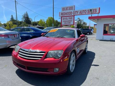 2004 Chrysler Crossfire for sale at Redwood City Auto Sales in Redwood City CA