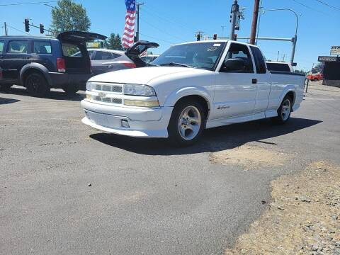 2000 Chevrolet S-10 for sale at Bonney Lake Used Cars in Puyallup WA
