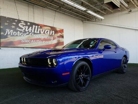 2018 Dodge Challenger for sale at SULLIVAN MOTOR COMPANY INC. in Mesa AZ