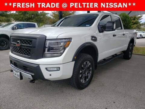 2021 Nissan Titan XD for sale at TEX TYLER Autos Cars Trucks SUV Sales in Tyler TX