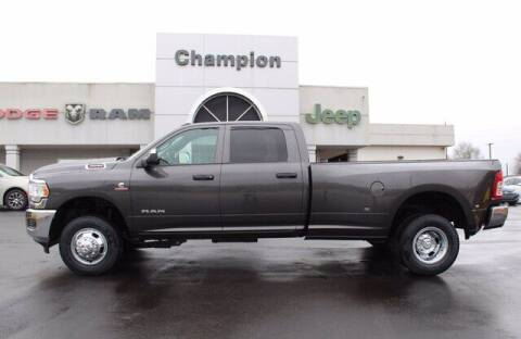 2021 RAM Ram Pickup 3500 for sale at Champion Chevrolet in Athens AL